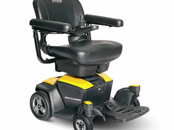SALE: Pride Go-Chair Compact Power Chair