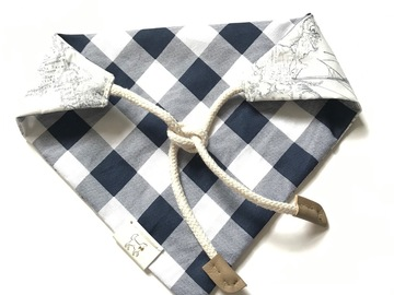 Selling with online payment: Reversible Dog Bandanna