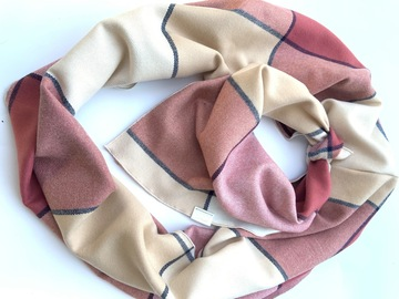 Selling with online payment: Infinity Scarf + Matching Dog Bandanna