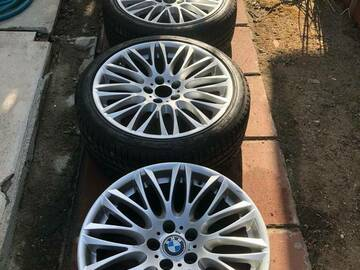 Selling: BMW OEM E65 Style 149 Wheels