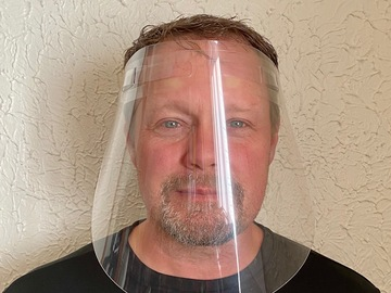 Sell your product: Plastic Face Shield