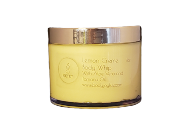 Selling with online payment: Handmade Lemon Creme Body Whip