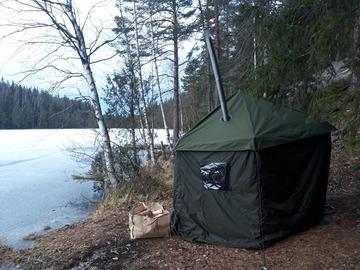 Renting out (per day): Telttasauna (Savotan paketti)