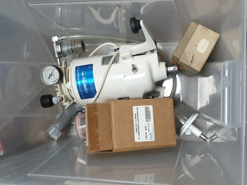 Artikel aangeboden: Vacuum menger
