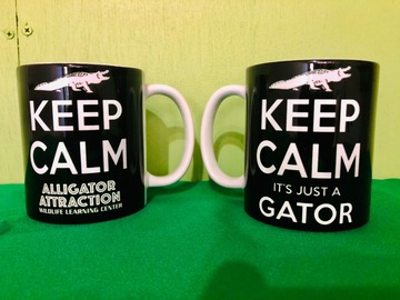 Selling with online payment: Alligator Attraction Coffee Mug