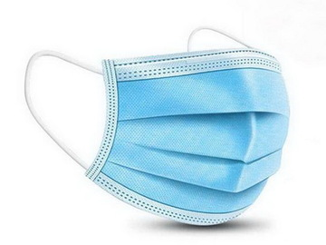 Buy Now: 500 Face Masks - 3 Layers Disposable Protective Face Masks
