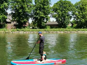 Vermiete dein Board pro Tag: Stand up paddle boards