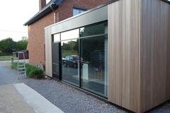 .: Studio Frank | Ramen en Deuren in Kunststof, Alu, hout