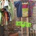 Vente au détail: tunique blouse originale création unique