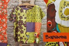 Vente au détail: tunique blouse originale création unique et artisanale