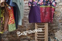 Vente au détail: chemise tunique création originale taille unique