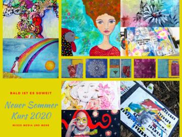 Workshop Angebot (Termine): Sommerkurs Regenbogen (Online)