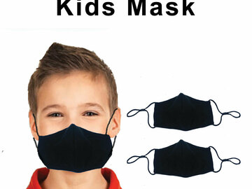 Sell your product: Kids 2 Layer Face Mask