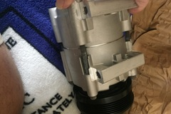 Selling with online payment: 2001-2003  Ford Taurus a/c Compressor (new)