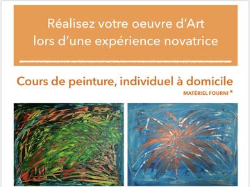 Offre: Cours de peinture