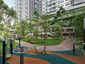 For rent: Season Garden, Wangsa Maju Near Lrt