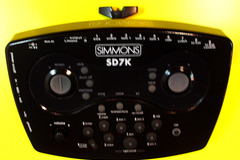 Selling with online payment: New Old Stock SIMMONS SD-7K drum module in box NEVER USED