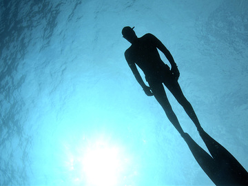 Freediving courses: Advanced Freediver course in Panglao, Philippines (AIDA 3)
