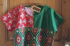 Vente au détail: chemise blouse artisanale originale créateur Zagmoun