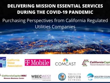 Workshop: Delivering Mission Essential Services During The Pandemic
