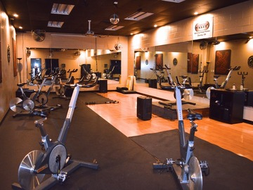Available To Book & Pay (Monthly): Cycle Studio - Monthly Rental
