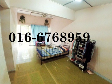 For sale: Riviera Apartment, Taman Muda, Ampang