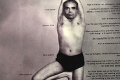 Online Payment - Group Session - Pay per Course: Introduction to Iyengar yoga
