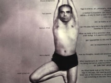 Online Payment - Group Session - Pay per Session: Iyengar yoga