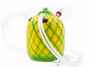 Post Now:  PINEAPPLE – CERAMIC HOOKAH BONG WITH 2 HOSES – 14CM