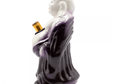 Post Now:  BUDDHA – CERAMIC BONG – 18CM