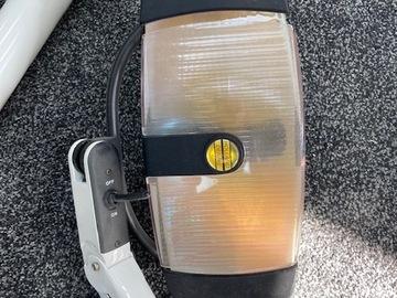 Gebruikte apparatuur: Operatielamp Holland Dental