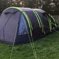 Renting out with online payment: 6 man Airbeam - Includes Pitch and Collection Service