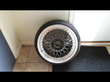 Selling: BBS Super RS