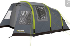 Renting out with online payment: 4 Man Airbeam - Includes Pitch and Collection Service