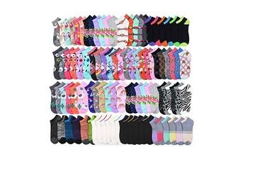 Buy Now: Wholesale Socks Women's Low Cut,SZ 9-11 -144 PAIRS-NIB