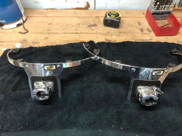 """Selling with online payment: RIMS tom mounts, 12"""" and 13"""""""