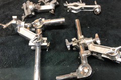 Selling with online payment: Assorted clamps