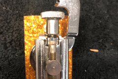 """Selling with online payment: Gretsch microstrainer reproduction with """"presto"""" plate"""