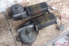 Selling with online payment: Foxbody Mustang window motors