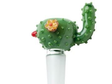 Post Products: EMPIRE GLASS CACTUS BOWL - 14MM