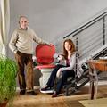 RENTAL: The Horizon - Straight Stairlift Rental Greater Toronto Area