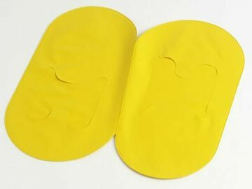 Sell your product: Shoe covers yellow 2427-Y