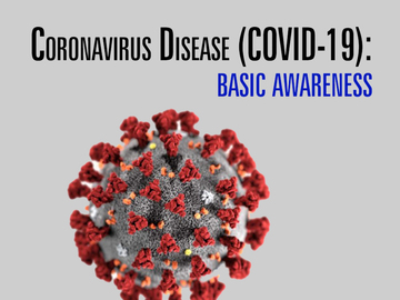 Free Product or Trial: FREE Online Coronavirus Training for Employees & Supervisors
