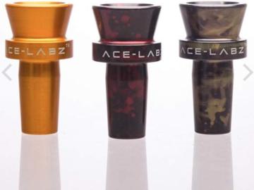 Post Products: Ace-Labz - 14mm Titan-Bowl