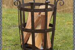 Selling with right to rescission (Commercial provider): Forged fire basket