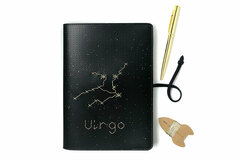 : Stitch Your Star Sign Notebook / Journal