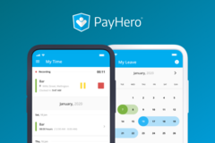 Offer: Payroll & timesheets for mobile or remote staff