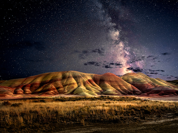 Selling with online payment: M-009      Painted Hills, OR