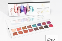 Selling with online payment: Destiny Eyeshadow Palette | By SK     (FREE SHIPPING)