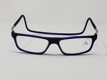 Selling with online payment: Reading Glasses with Magnetic Connection